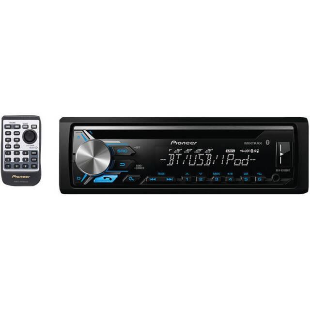 KD-X270BT Single-DIN In-Dash Digital Media Receiver with Bluetooth R