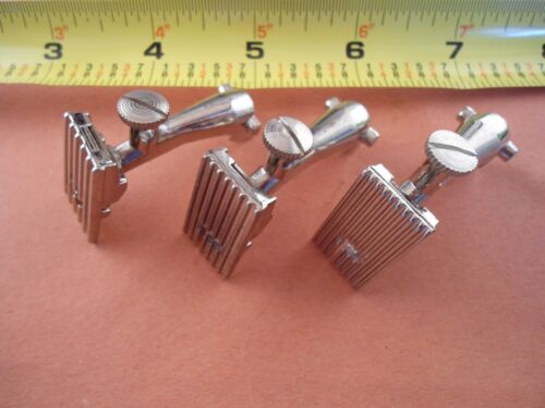 3 Pintuck foot set 5//7//9 BERNINA OLD STYLE 530-1630 830 930 731 others #31//32//33