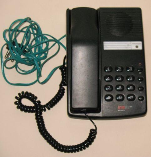 Imparato Telefono Fisso Etenet Nero Usato Funzionante Colore Veloce