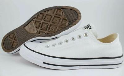 CONVERSE ALL STAR Slip III OX SLIP-ON Sneakers Men/'s Women/'s Shoes White