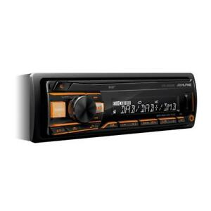 ALPINE-UTE-202DAB-ANT-Autoradio-1-Din-con-USB-e-Radio-DAB-con-Antenna-KAE-242DA
