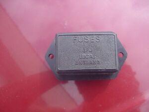 hot rod fuse box