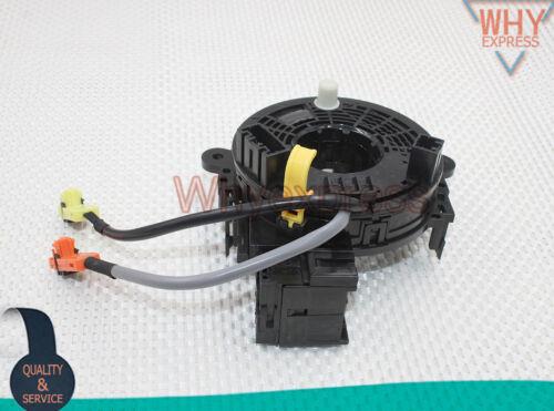 OEM NEW Driver Wheel Clockspring Wiring Restraint System For Nissan 25554-3JA1A