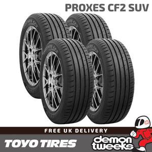 1x 205//55R16 91V Toyo Sommerreifen PROXES CF2