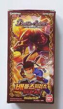 Bandai Carddass Battle Spirits Trading Card Game : Booster Pack BS14 Korea Ver.