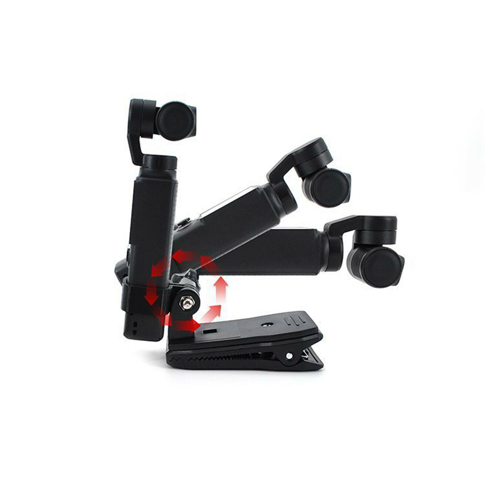 Backpack Clip Mount Holder Support Adapter Kits Pour FIMI PALM Handheld Camera