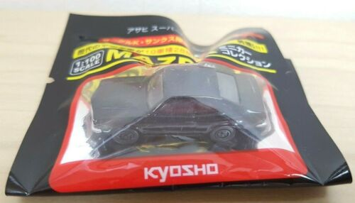 1//100 Kyosho MAZDA SAVANNA RX-3 BLACK diecast car model NEW