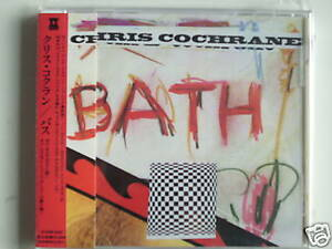 CHRIS-COCHRANE-BATH-JAPON-IMPORTATION-AVEC-OBI-CD-NEUF-5144