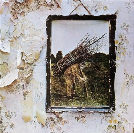 1 of 1 - Led Zeppelin IV (Untiutled) CD VG Condition