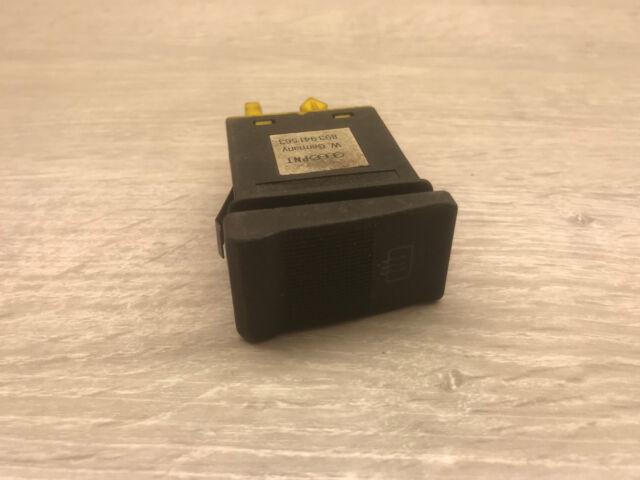 A133 Audi 100 A6 C4 Switch Fog Light Switch Rear Fog Lights 893941563