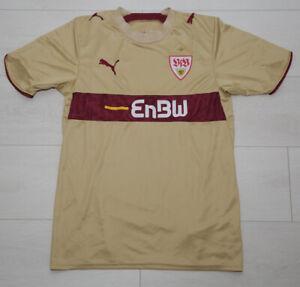 sports shoes 4f2dc fdc7c Details about VfB Stuttgart Puma shirts jersey football oldschool rare  trikot