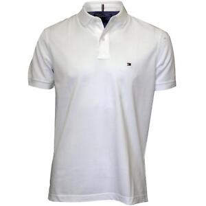 fdb318034 Image is loading Tommy-Hilfiger-Core-Knitted-Pique-Men-039-s-. Image not  available ...