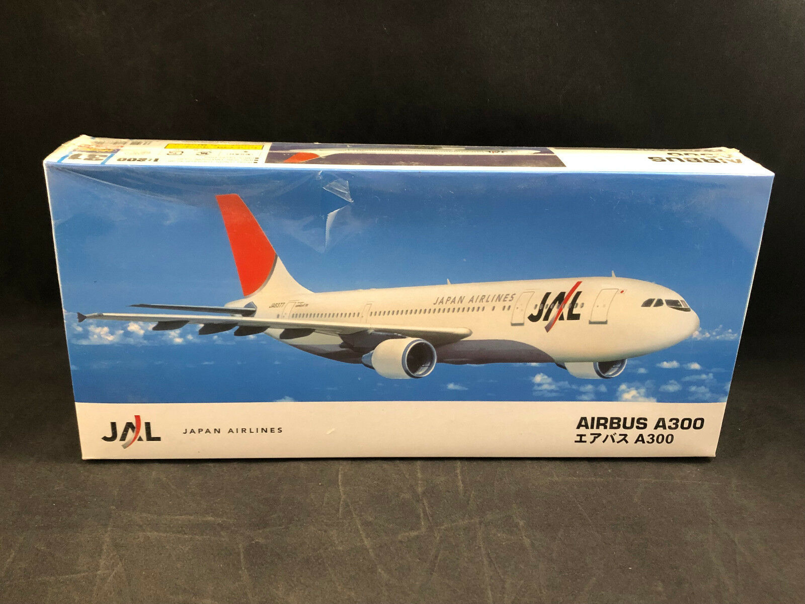 Hasegawa Japan Airlines Airbus A300 1 200 Scale Plastic Model Kit 10731 NIB