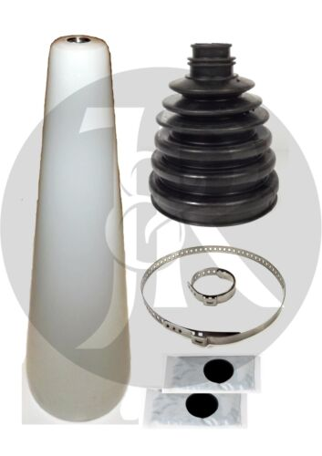 FITS LANCIA DRIVE SHAFT /& CV JOINT STRETCH BOOT KIT//GAITER /& FITTING CONE
