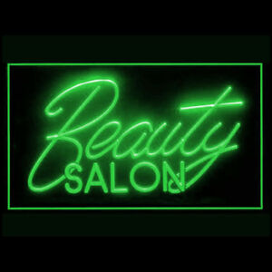 270044 Nails Salon Personalized Your Text Display LED Light Sign
