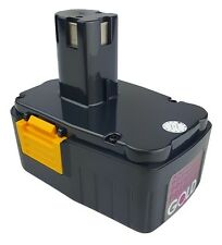 15.6V 1900MAH Battery Replaces Craftsman 11004 11022 11036 11097 975172-001 Tool