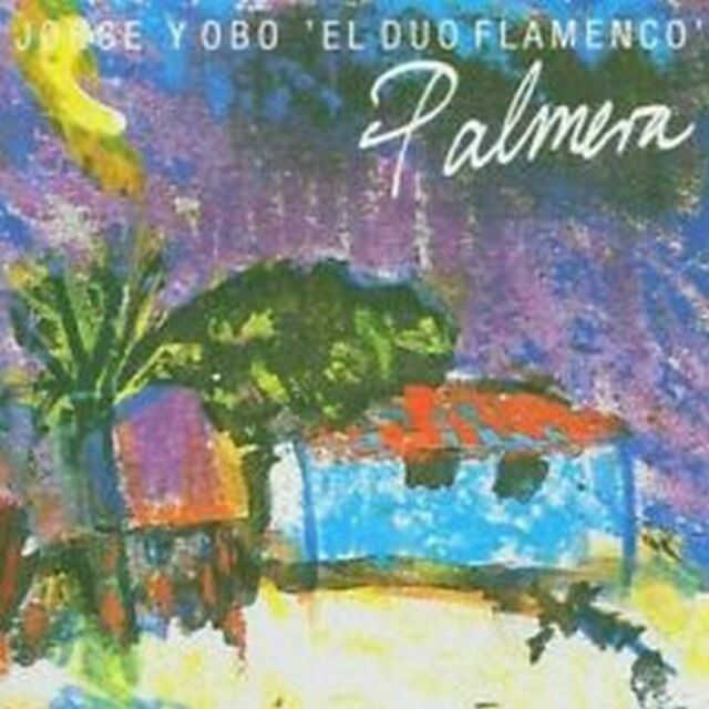 Obo+Jorge - El Duo Flamenco 'Palmera'