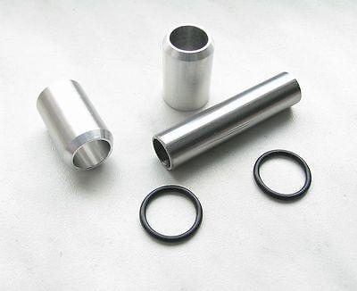 Ti Mounting Bushings kit Proshox TITANIUM OFFSET Rear Shock Mount Hardware