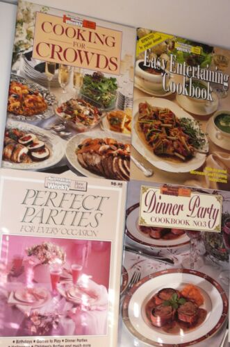 1 of 1 - Cooking for Crowds Dinner Party No. 3 Easy Entertaining Perfect Parties Books
