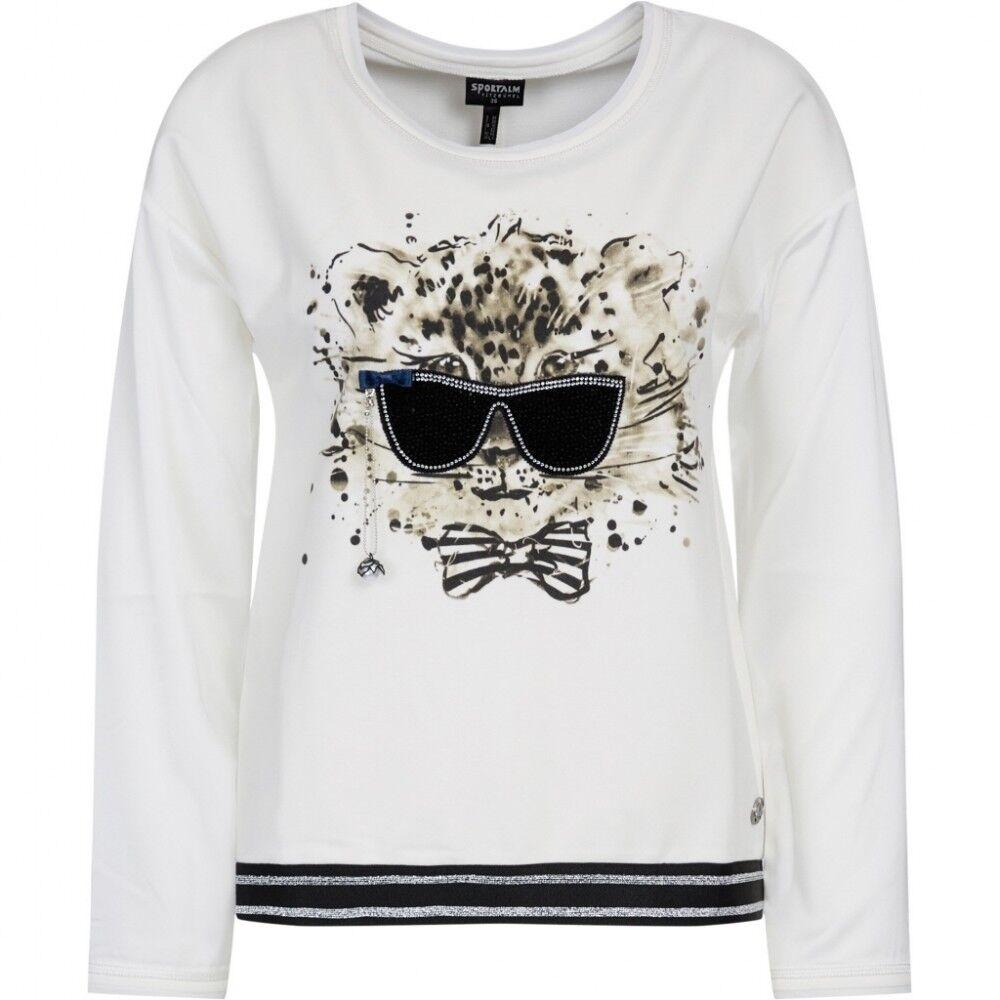 NEUE KOLLEKTION    Sweatshirt Model  Fun , Marke  Sportalm, Größe 36, 38, 40