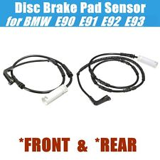 Front Rear Brake Pad Sensor for BMW E90 E91 E92 E93 116i 120i 323i 325i 3-Series