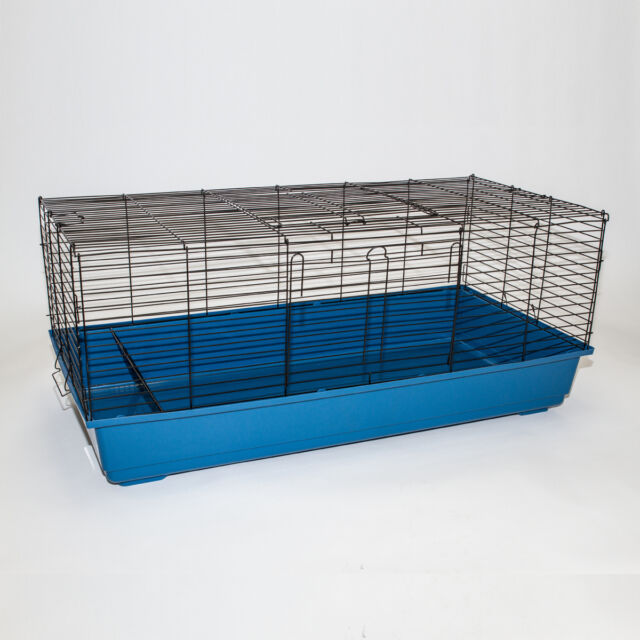 Large Rabbit Cage 120cm Guinea Pig Hutch Indoor Pet Small House Home Bunny Pen