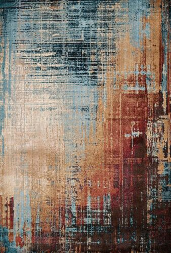Contemporary Modern Abstract Area Rug **FREE SHIPPING**