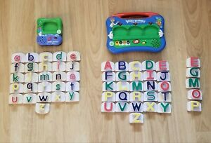 Leap Frog Word Whammer & Fridge Phonics Alphabet Learning ...