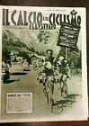 Il calcio e il ciclismo illustrato 1957 N°28 Juventus, Fiorentina, Inter 23/6