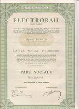 ELECTRORAIL