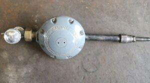 Pre-owend Calor Gas Regulator W. E. C. O Type 765 With CampinGaz Aluminium Tap