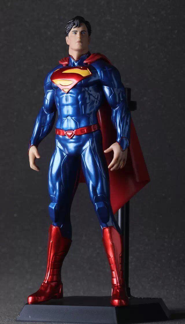 Crazy Toys DC Comics Justice League Superman PVC Action Figure Model Toy