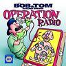 Bob and Tom Operation Radio 31 track 2006 CD NEW! (USO/troop promo cd)