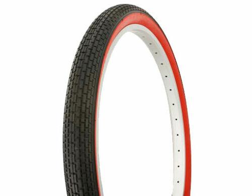 "Duro-PRO Original Bicycle Tire 26/"" x 2.125/"" Brick Tread HF-120A"