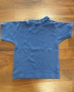 T-shirt Uni blau in 98 für Jungs - Rimbach, Deutschland - T-shirt Uni blau in 98 für Jungs - Rimbach, Deutschland