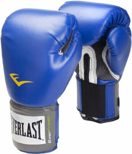 EVERLAST GUANTONI DA BOXE PROSTYLE Training 2100 Blue