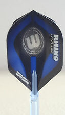 Winmau Rhino Blue W Standard Dart Flights