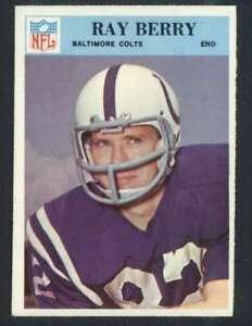 1966-Philadelphia-15-Raymond-Berry-NM-NM-Colts-66513