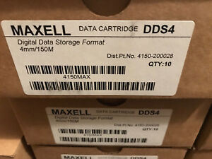 Maxell-DDS-4-Data-Tape-Cartridge-20-40GB-200028-10-pack