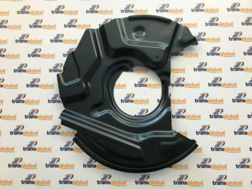 GENUINE LR SEC000050 Range Rover L322 Front LH Brake Disc Splash Shield