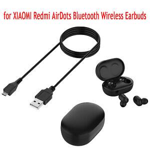 Caja-Estuche-de-Carga-Charging-Box-Con-USB-Cable-para-Redmi-AirDots-Auriculares