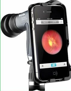 Brand-New-Welch-Allyn-iExaminer-Adopter-for-PanOptic-Ophthalmoscope-MGSS