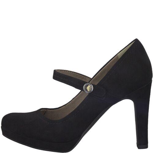 Tamaris 24418 Schuhe Damen 31 1 Plateau Pumps wrqgBwv