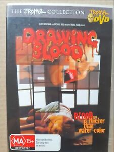 Drawing-Blood-Multi-Region-DVD-FREE-Next-Day-Post-from-NSW