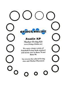 Azodin-KP-Paintball-Marker-O-ring-Oring-Kit-x-4-rebuilds-kits