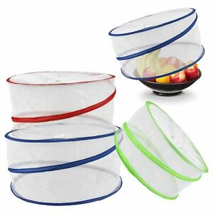 3x-Collapsible-Pop-Up-Food-Covers-Outdoor-Picnic-Protectors-Kitchen-Insect-Net