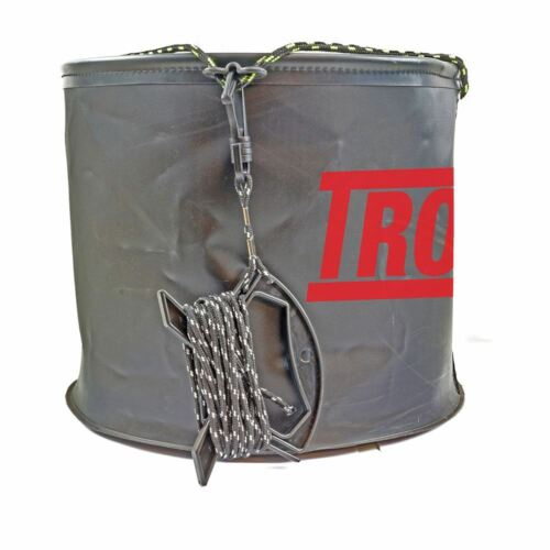 TronixPro Dry Feet Bucket With Cord Fishing