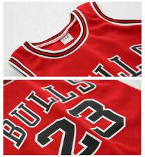 New Kids Boys #23 Basketball Jerseys Short Suits kits Girls 1-10 years Sets Hot