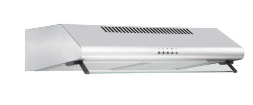 PKM dunstazugshaube ubh4060-2h 60 cm ACCIAIO INOX