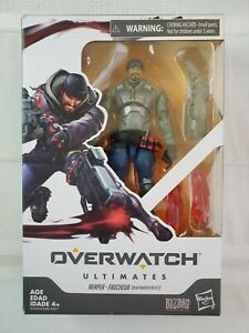 Hasbro-Overwatch-Ultimates-Series-Blackwatch-Reyes-Reaper-6-034-Damage-class-figure